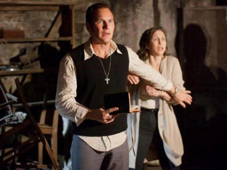 cursed movie sets the conjuring