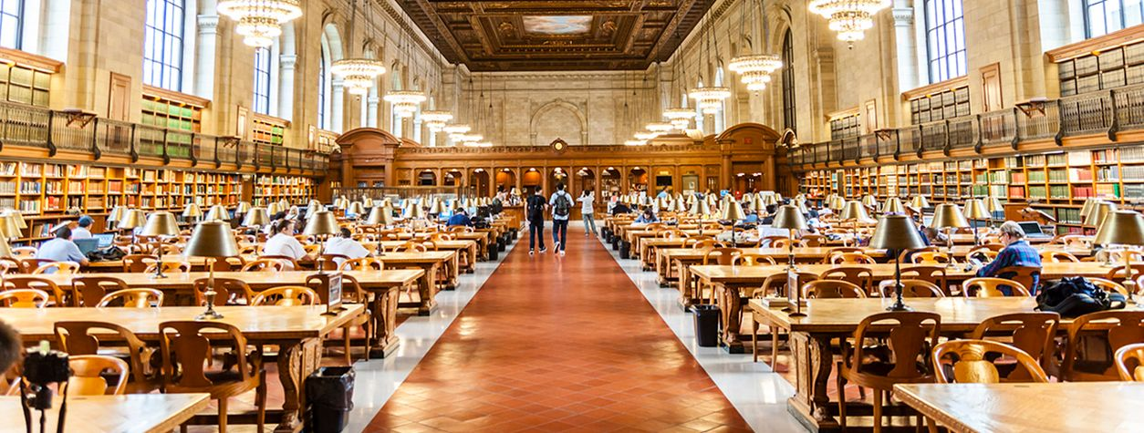 The Kids Are All Right: New Research Shows That Millennials Love Their Libraries