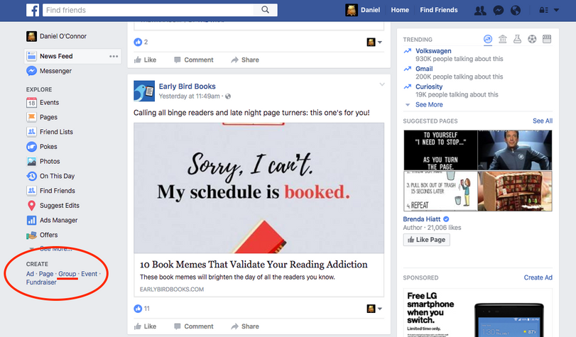fb login facebook login facebook home