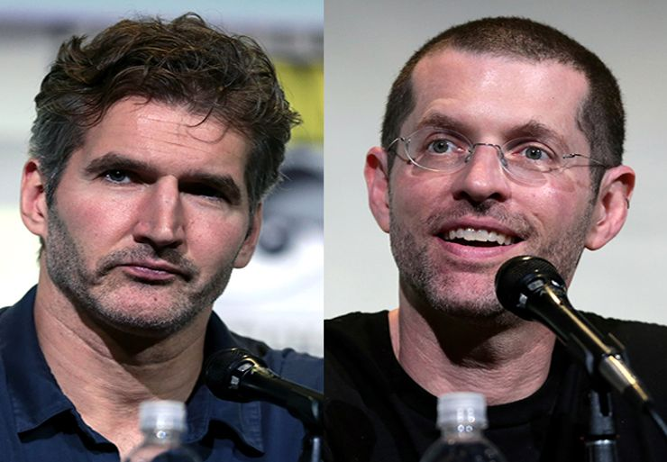 David Benioff D.B. Weiss Star Wars