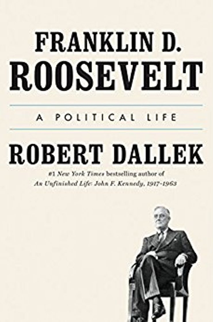 Buy Franklin D. Roosevelt: A Political Life at Amazon