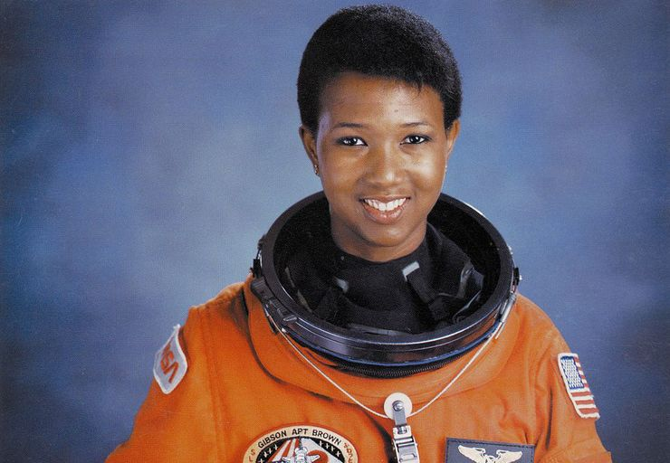 women of nasa lego mae jemison