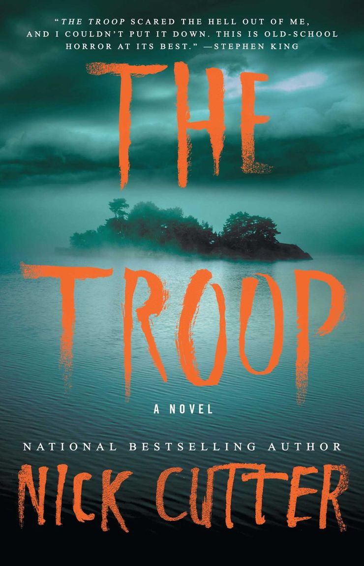 Buy The Troop at Amazon