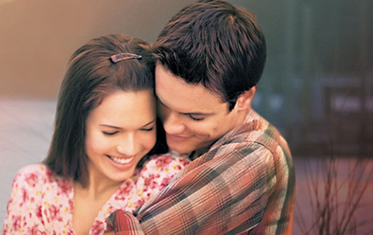 nicholas sparks movies worst to best a walk to remember