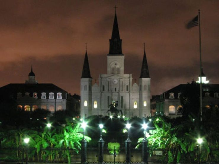 Spirits in the Pews: The Haunted History of New Orleans' St. Louis Cathedral
