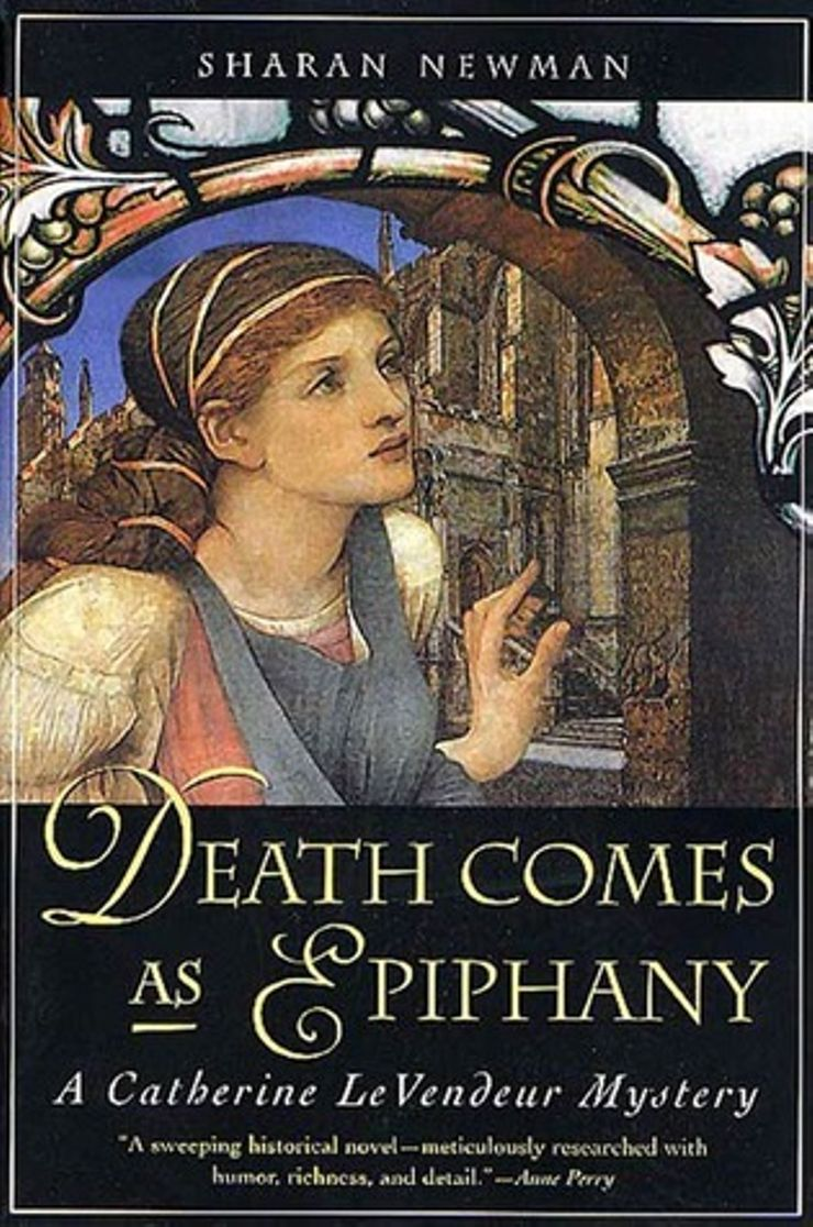 Buy Death Comes As Epiphany at Amazon