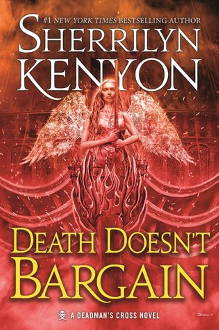 Buy Death Doesn't Bargain at Amazon