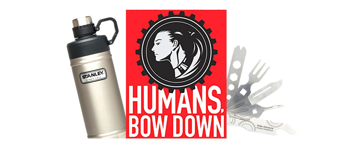 "[CLOSED] Giveaway: ""Humans, Bow Down,"" by James Patterson"