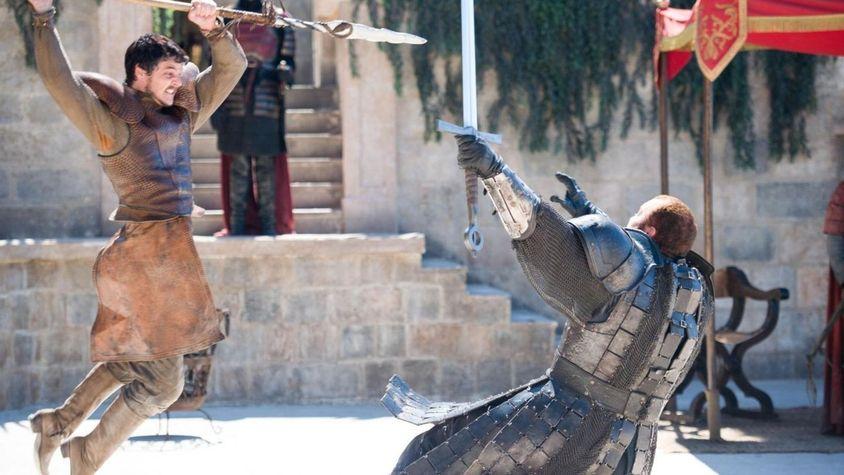 Game of Thrones deaths Oberyn Martell