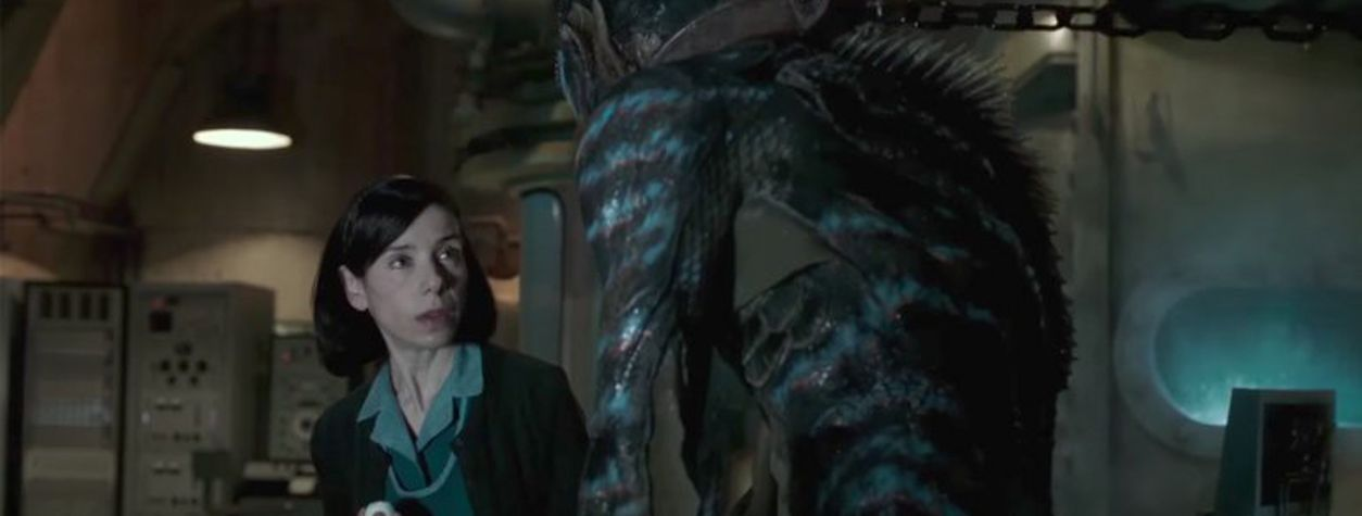 See the Haunting First Trailer for Guillermo del Toro's <em>The Shape of Water</em>