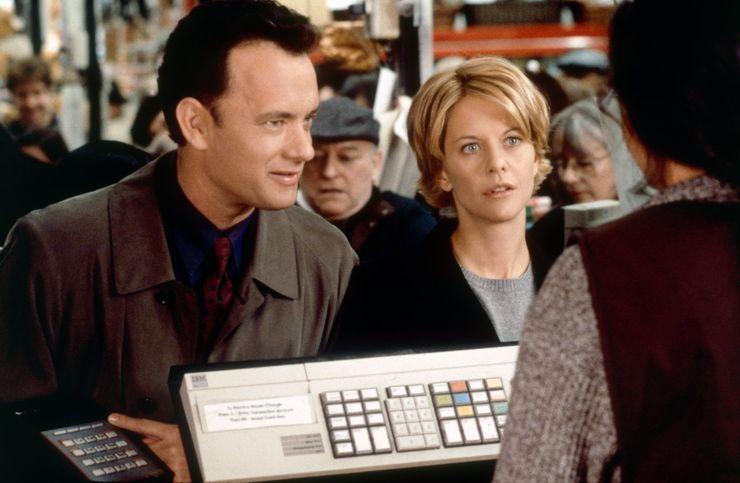 romantic comedies 90s You've Got Mail