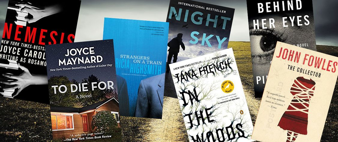45 of the Best Thriller Books from the Last 80 Years