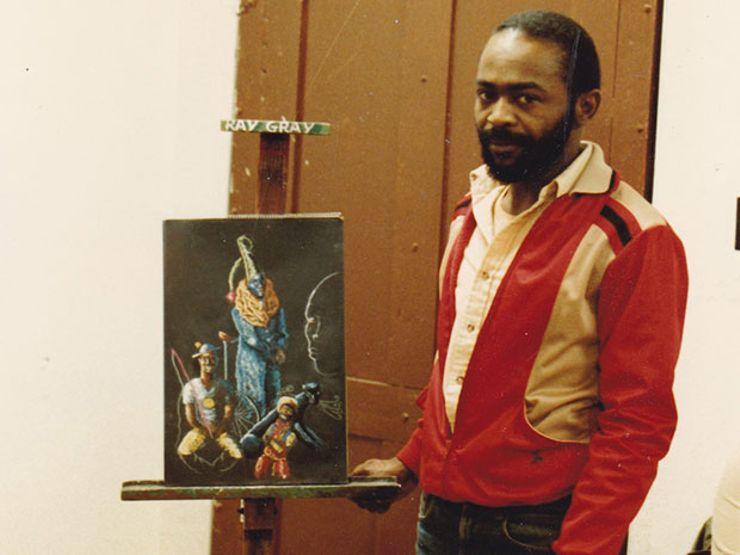 Ray Gray 1978