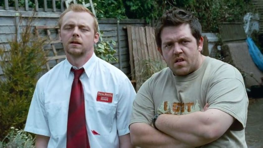 best zombie movies Shaun of the Dead