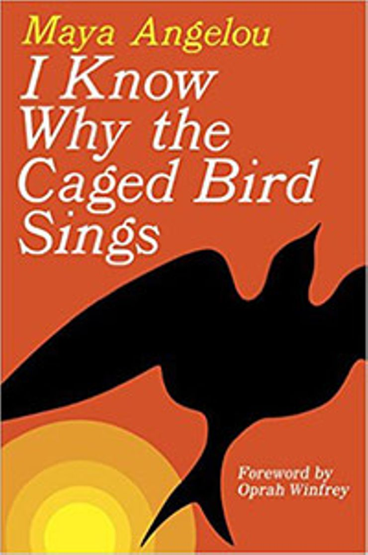 angelou i know why caged bird sings
