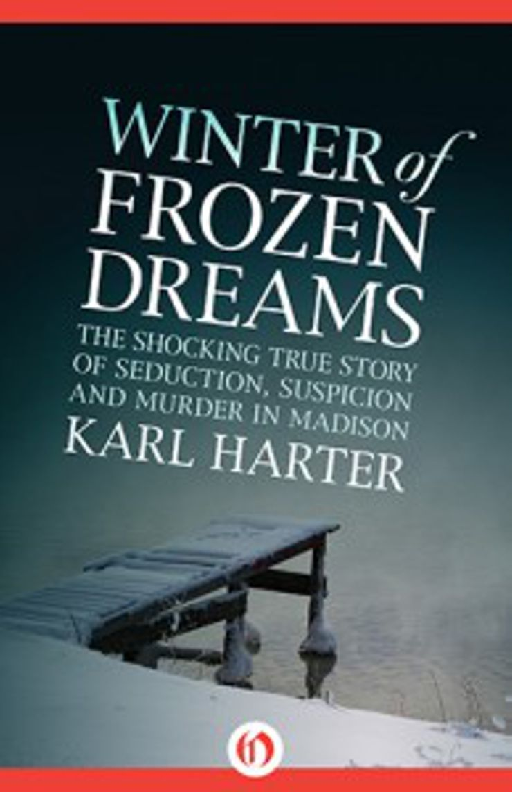 true crime book winter frozen dreams