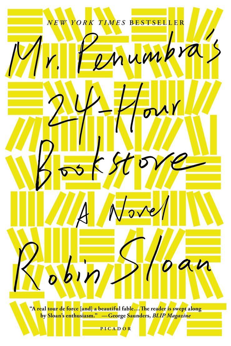 Buy Mr. Penumbra's 24-Hour Bookstore at Amazon
