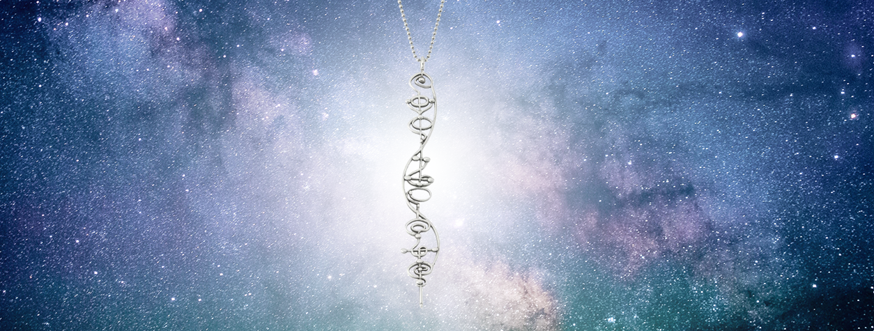 [CLOSED] Win a Vulcan Script <em>Star Trek </em>Necklace from RockLove