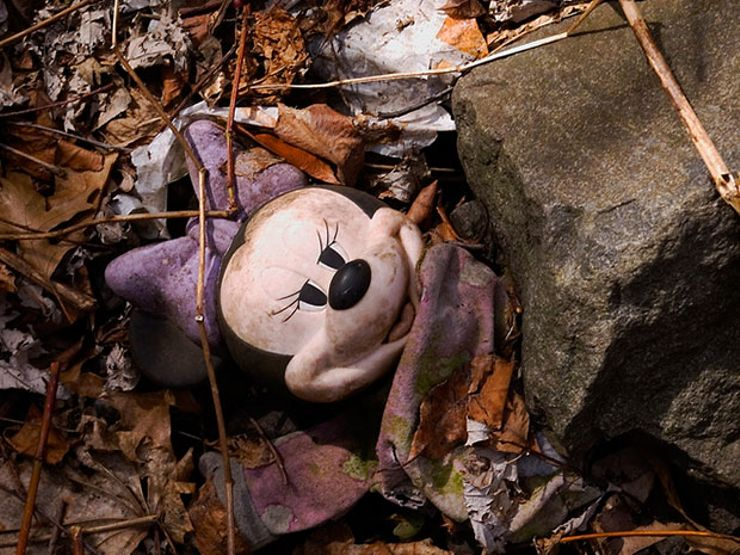 Spookiest Thing Minnie Mouse