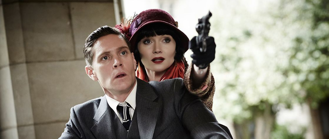 Miss Fisher's Murder Mysteries and the Femininity of Strong Female Characters