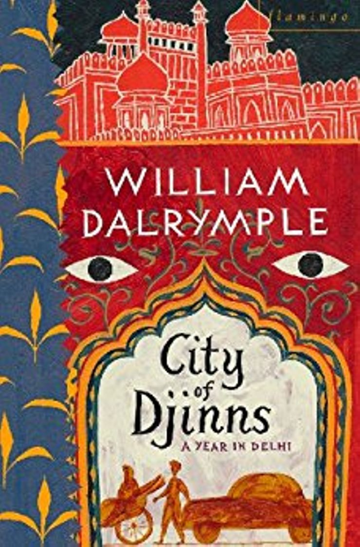Buy City of Djinns: A Year in Delhi at Amazon