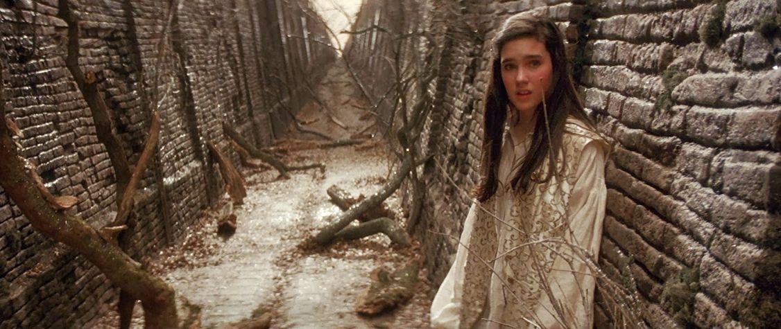 badass female characters Sara Labyrinth