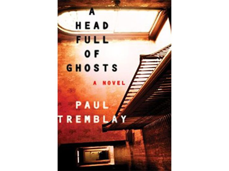 award winning horror head full of ghosts