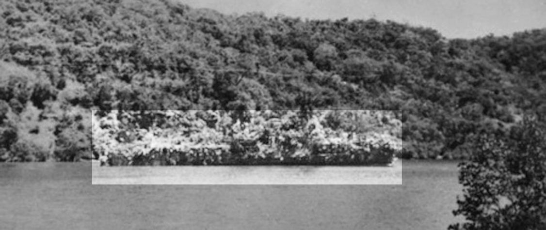 The WWII Dutch Warship That Pretended To Be an Island to Evade the Enemy