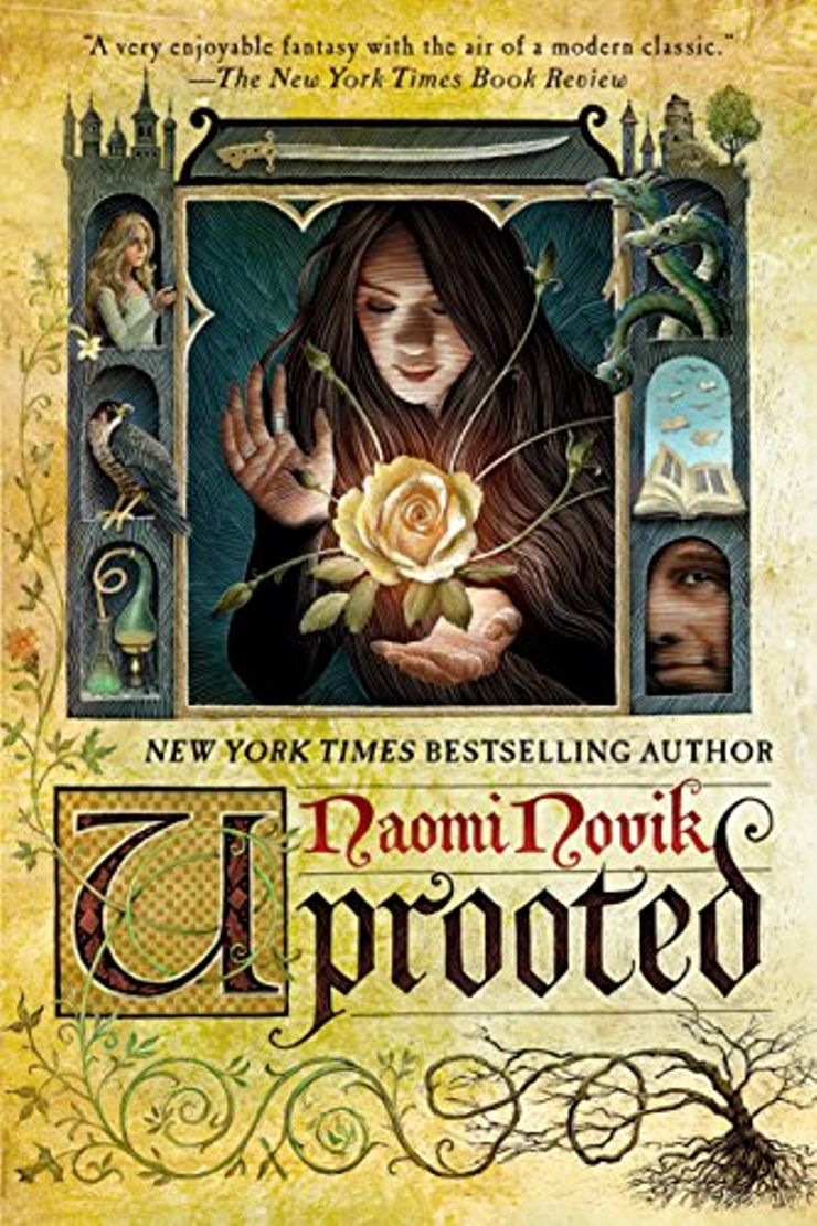 Buy Uprooted at Amazon