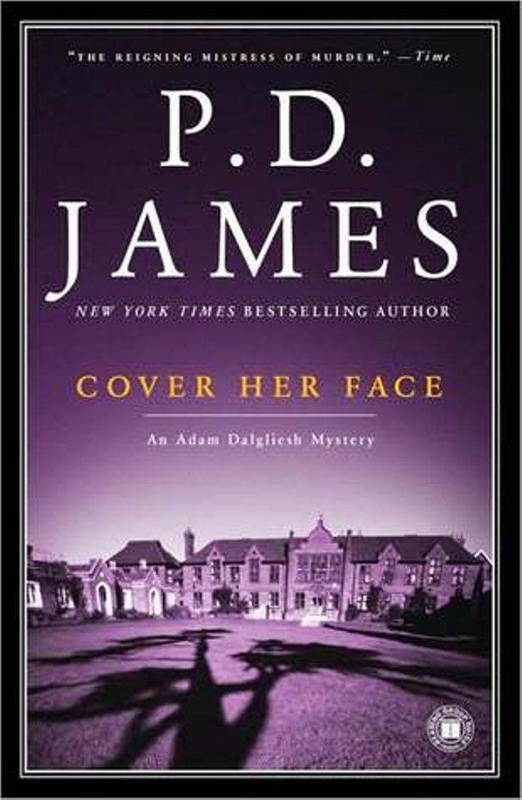 Buy Cover Her Face at Amazon