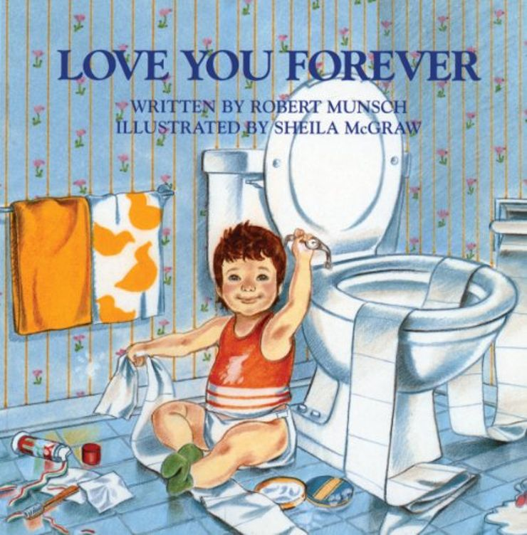 Buy Love You Forever at Amazon