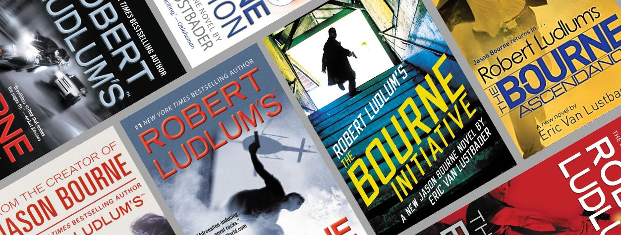 [CLOSED] Win the NEW Jason Bourne Novel – Plus, 9 Other Books in the Series!