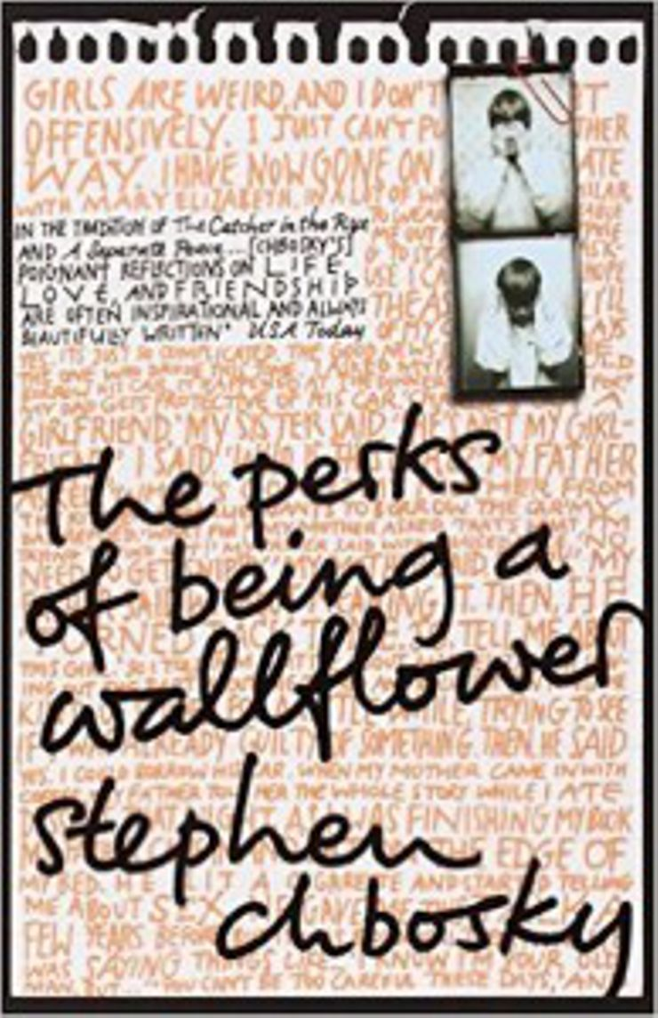 Young Adult Novels The Perks of Being a Wallflower