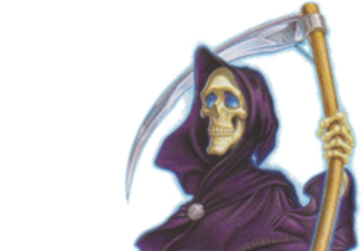 best fantasy characters Discworld death