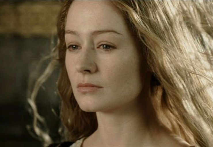 best fantasy characters Eowyn The Lord of the Rings