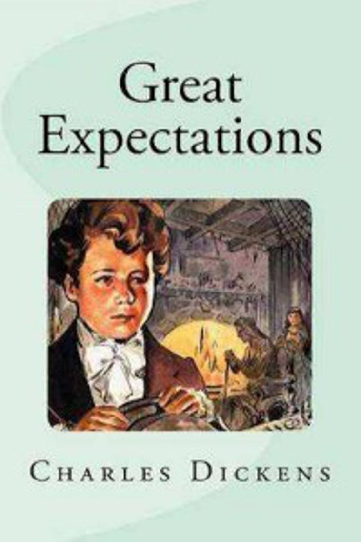classic english literature, great expectations