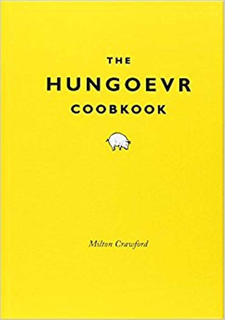 Buy The Hungoevr Cookbook at Amazon