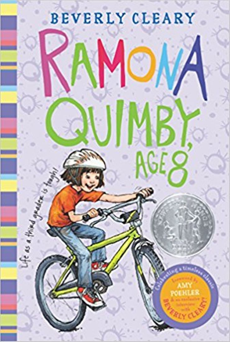 Buy Ramona Quimby, Age 8 at Amazon
