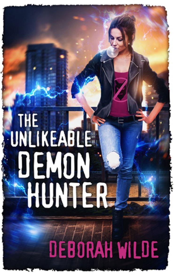 Buy The Unlikeable Demon Hunter at Amazon