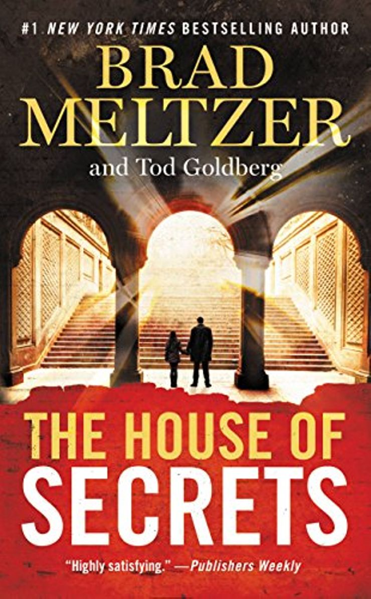 Buy The House of Secrets at Amazon