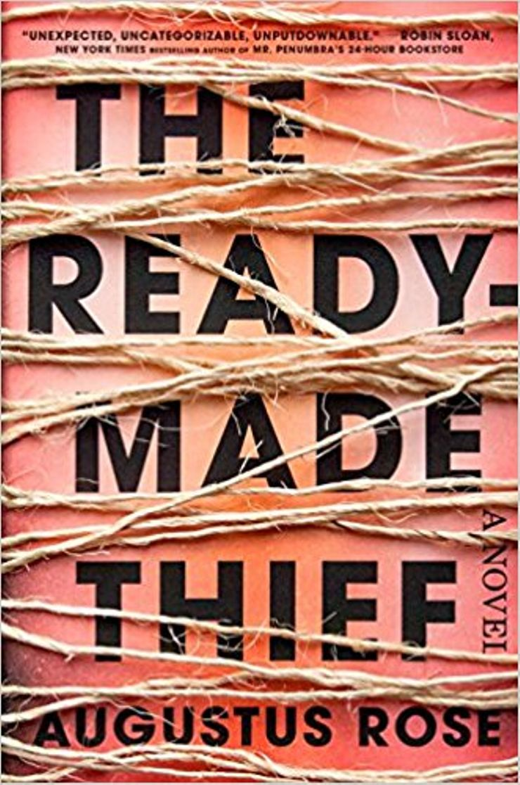 Buy The Readymade Thief at Amazon