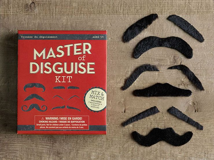 gift guide: master of disguise kit