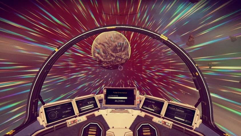 """No Man's Sky"" is the Controversial Future of Virtual Tourism"