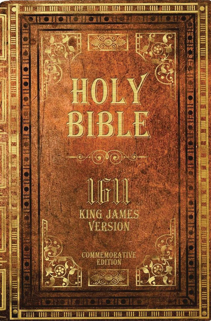 Buy The Bible at Amazon