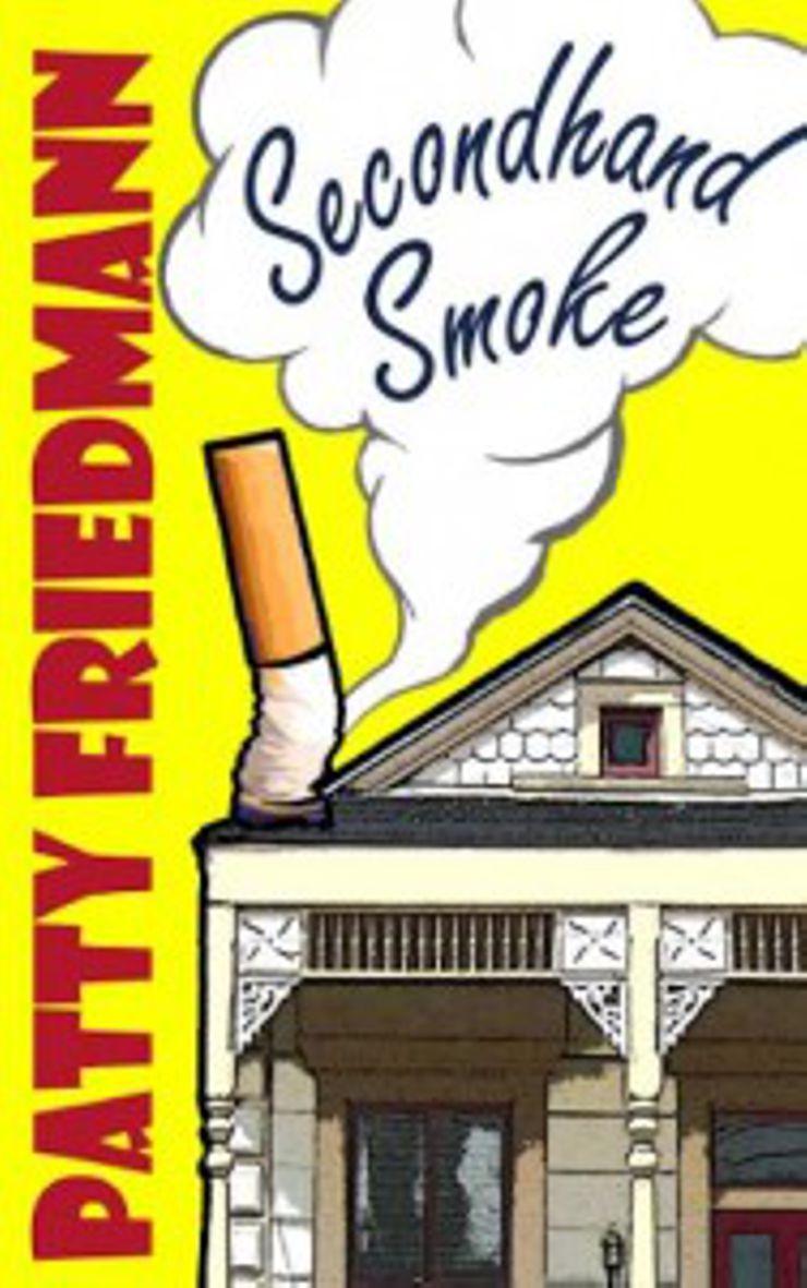 fans of maxine cartoon, second hand smoke