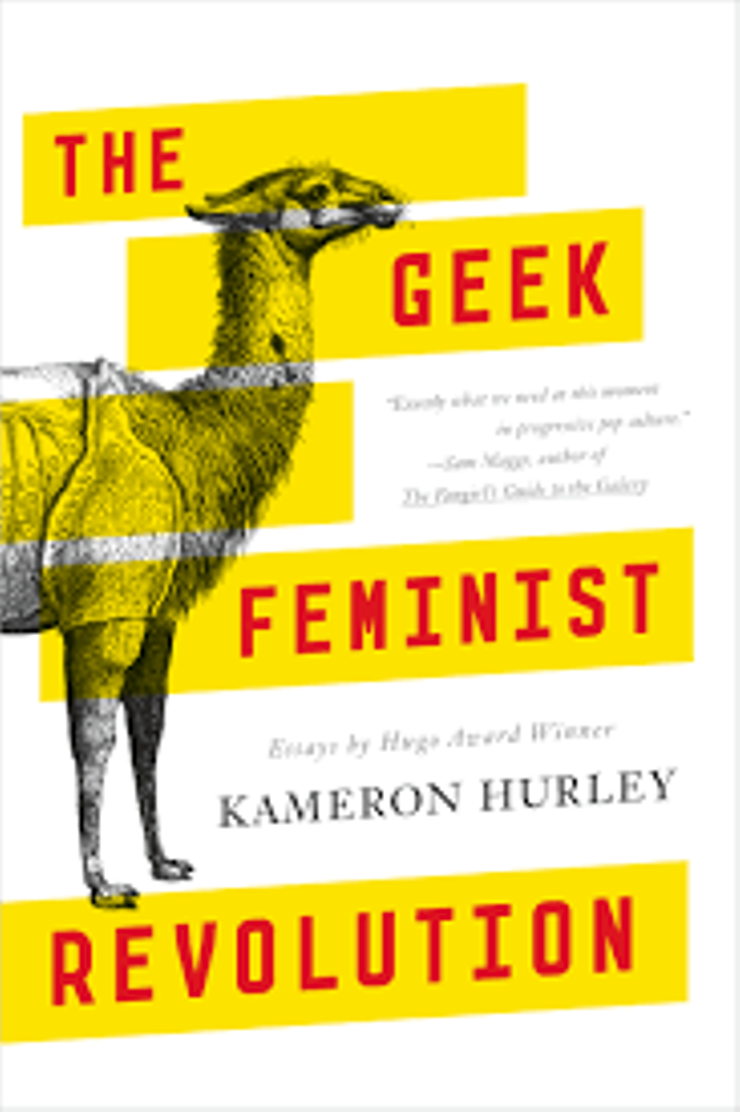 Buy The Geek Feminist Revolution at Amazon