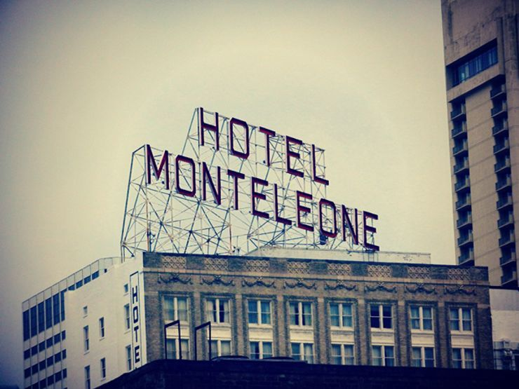 The Hotel Monteleone