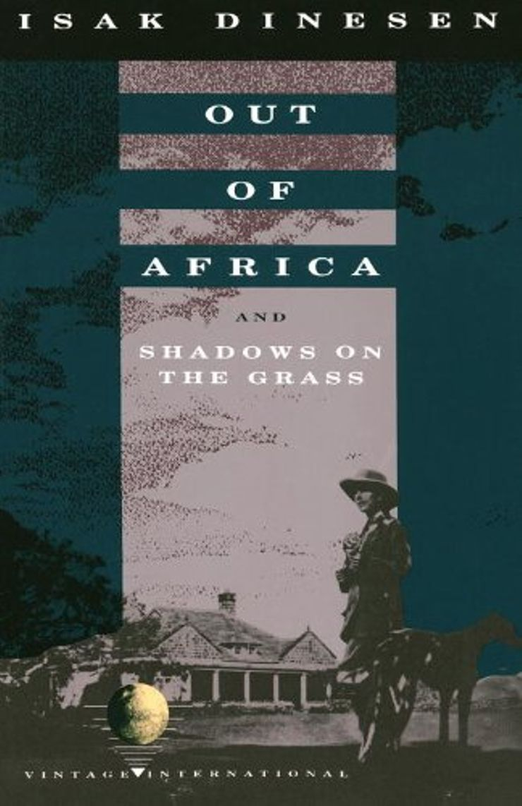 Buy Out of Africa at Amazon