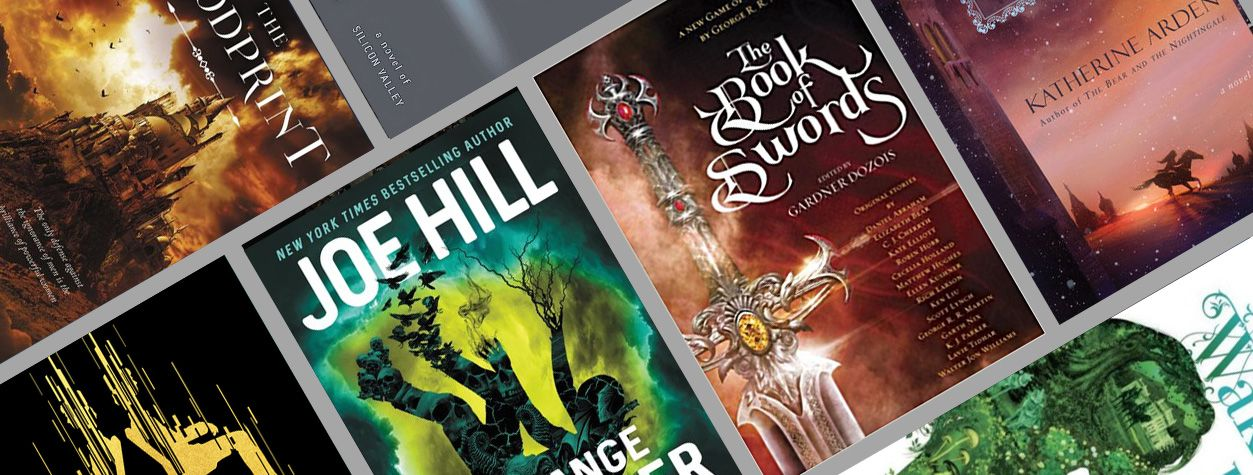 [CLOSED] GIVEAWAY: Sci-Fi and Fantasy Book Bundle!