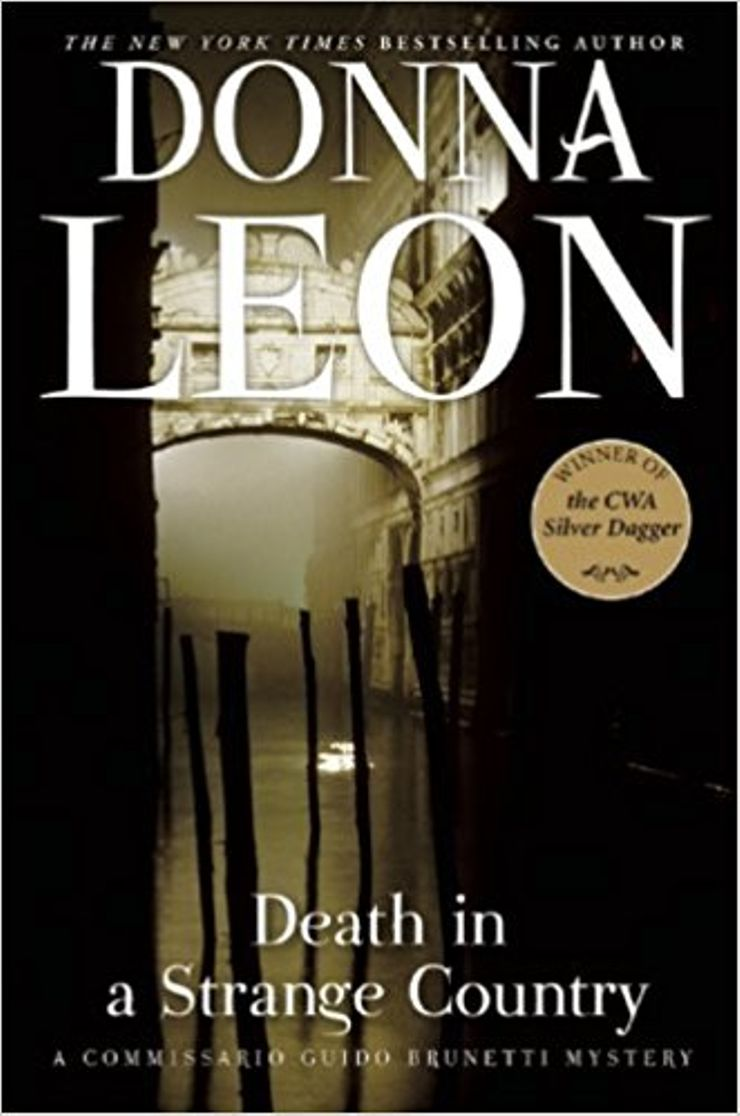 Buy Death in a Strange Country at Amazon